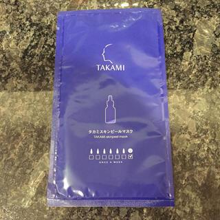 タカミ(TAKAMI)のタカミスキンピール マスク 1枚(パック/フェイスマスク)
