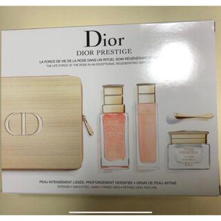 Dior - Dior ディオール プレステージ ユイル ド ローズ コフレ 未開封