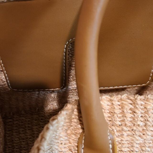 SEA(シー)のSEA カゴバーキン★S レディースのバッグ(かごバッグ/ストローバッグ)の商品写真