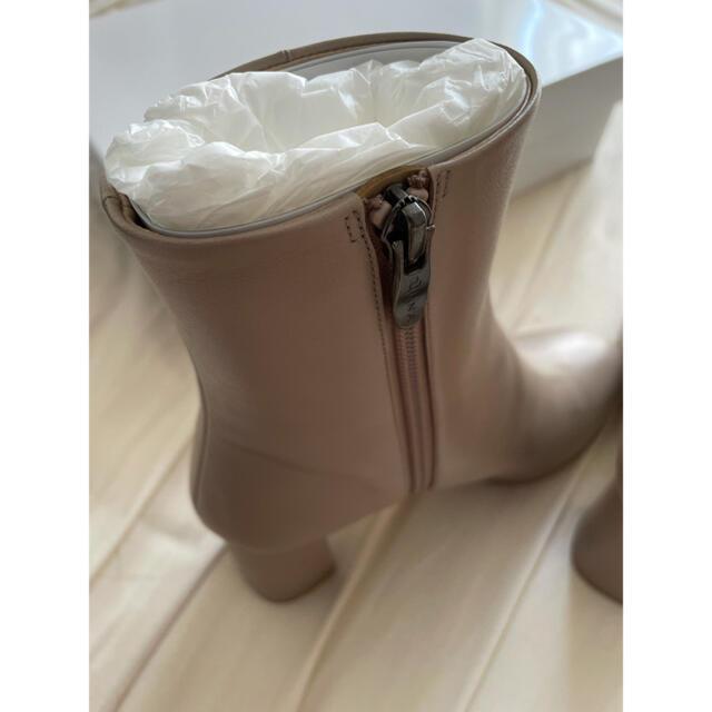 DIANA(ダイアナ)の【新品未使用】大人気ダイアナ スクエアトゥショートブーツ レディースの靴/シューズ(ブーツ)の商品写真