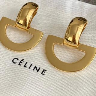 celine - CELINE ❤️✨ ヴィンテージ 大ぶり イヤリング