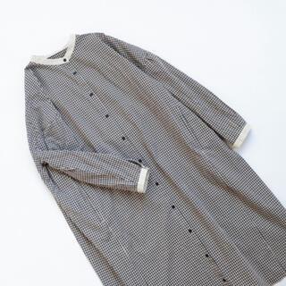 ネストローブ(nest Robe)の休日と詩 アフターヌーンロングシャツ(シャツ/ブラウス(長袖/七分))