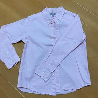 ユニクロ(UNIQLO)のユニクロ ボタンダウンシャツ 140(その他)