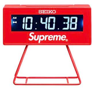 シュプリーム(Supreme)のSupreme Seiko Marathon Clock(置時計)