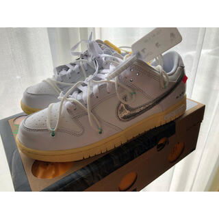NIKE - OFF-WHITE × NIKE DUNK LOW 1 OF 50