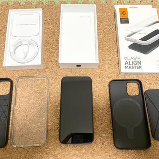 iPhone - iPhone 12 mini ブラック 128GB SIMフリー