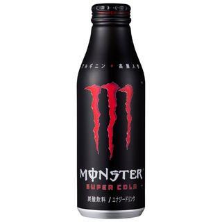 アサヒ(アサヒ)の[送料無料][24個]アサヒ飲料 モンスター スーパーコーラ ボトル缶500ml(ソフトドリンク)