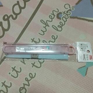リトルツインスターズ(リトルツインスターズ)のキキララ 箸 箸ケース(弁当用品)