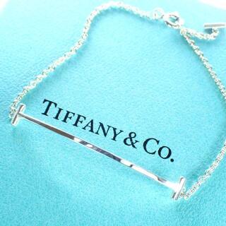 Tiffany & Co. - ティファニー TIFFANY Tスマイル ブレスレット シルバー