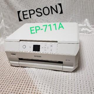 EPSON - EPSONプリンター EP-711A