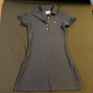 ポロラルフローレン(POLO RALPH LAUREN)のkirsh ポロシャツ ワンピース(ひざ丈ワンピース)
