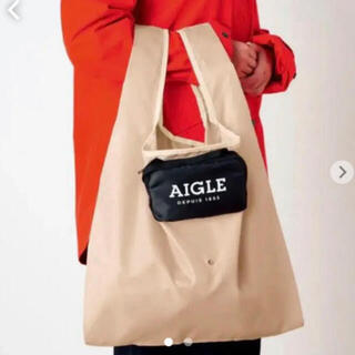 AIGLE - GLOW 6月号付録