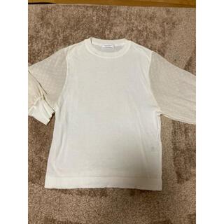 ビューティアンドユースユナイテッドアローズ(BEAUTY&YOUTH UNITED ARROWS)のユナイテッドアローズ 薄手セーター (ニット/セーター)