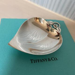 ティファニー(Tiffany & Co.)のティファニー   リーフアクセサリートレイ  シルバージュエリートレー 小物入れ(小物入れ)