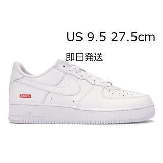 Supreme - 新品Supreme Nike Air Force1 Low US9.5 27.5