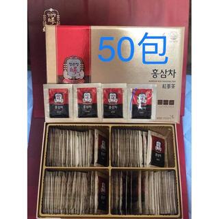正官庄6年紅参茶・高麗人参茶 3g×50包