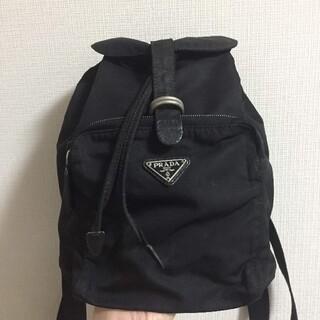 PRADA - 確認用正規プラダミニナイロンリュックサック Miumiu Chanel グッチ