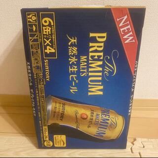 サントリー(サントリー)のサントリー プレミアムモルツ 350ml 24缶 1ケース(ビール)