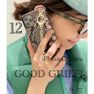 アパルトモンドゥーズィエムクラス(L'Appartement DEUXIEME CLASSE)の【GOOD GRIEF!/グッドグリーフ】 I Phone Case(iPhoneケース)