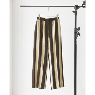 TODAYFUL - todayful Jacquard Stripe Pants