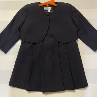 ミキハウス(mikihouse)のミキハウス フォーマル セットアップ ワンピース  100(ドレス/フォーマル)
