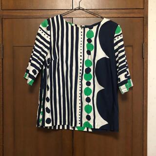 マリメッコ(marimekko)のマリメッコ  トップス(Tシャツ(半袖/袖なし))