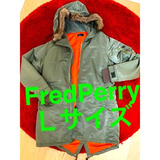 フレッドペリー(FRED PERRY)のフレッドペリー モッズコート Lサイズ(モッズコート)