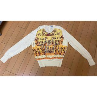 Hermes - エルメス スカーフ セーター
