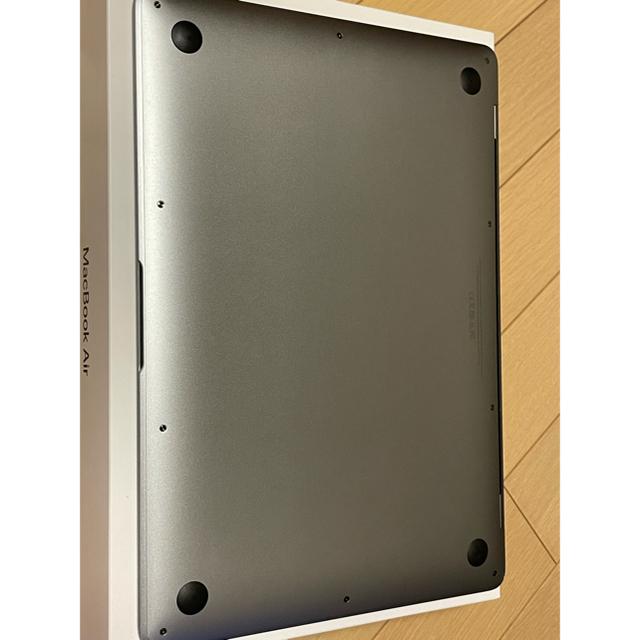 Apple(アップル)のMacBook Air 2018  (Intel Core i5) スマホ/家電/カメラのPC/タブレット(ノートPC)の商品写真