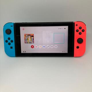 Nintendo Switch - Nintendo Switch 旧型本体 Joy-Conセット