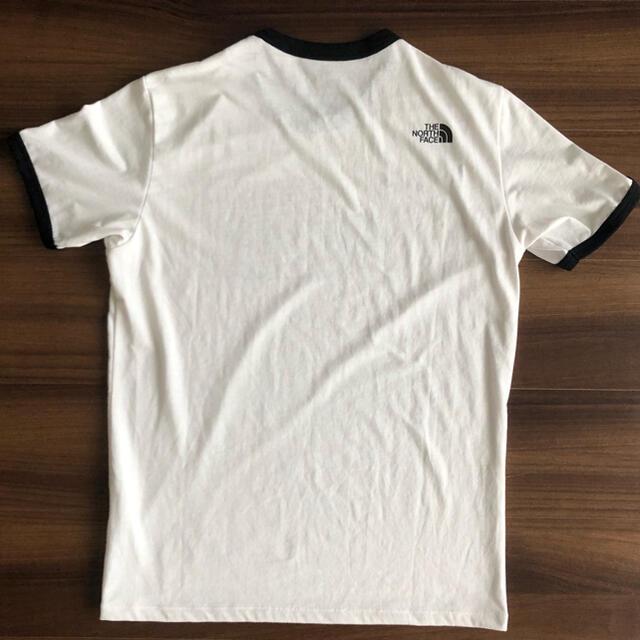 THE NORTH FACE(ザノースフェイス)のTHE NORTH FACE ザ・ノースフェイス リンガーティー メンズのトップス(Tシャツ/カットソー(半袖/袖なし))の商品写真