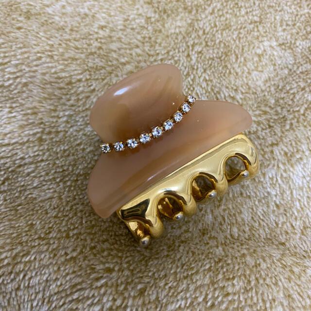 acca(アッカ)のacca アッカ ニューコラーナ ベージュ Sサイズ レディースのヘアアクセサリー(バレッタ/ヘアクリップ)の商品写真