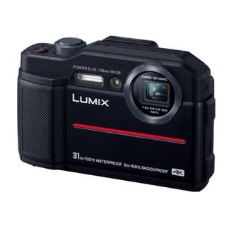 Panasonic - Panasonic LUMIX DC-FT7-K デジタルカメラ 新品未使用
