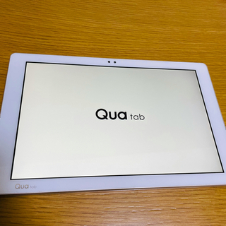Qua tab PZ au Android タブレット端末 SIMフリー