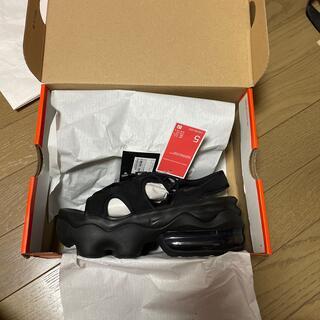 NIKE - nike air max koko  sandal  黒黒 22.0