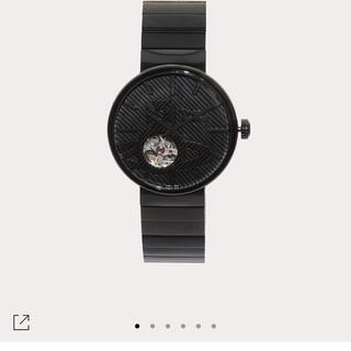 ヴィヴィアンウエストウッド(Vivienne Westwood)の値下げ!Vivienne Westwood  DOME MウォッチBK(腕時計(アナログ))