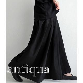 antiqua - 【3連休限定価格◡̈⃝︎⋆︎*】アンティカ*ロングスカート