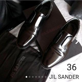 Jil Sander - JIL SANDER ジルサンダー ドレスシューズ ローファー☆レディース
