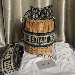 Christian Dior - ディオール dior バケットバッグ 新品