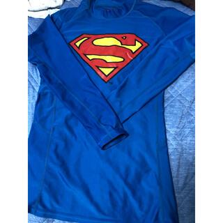 UNDER ARMOUR - アンダーシャツ(スーパーマン)
