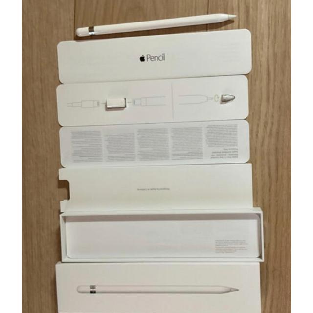 Apple(アップル)の【クーポン・楽天ウィークエンド】Apple Pencil 第1世代ペン先コネクタ スマホ/家電/カメラのPC/タブレット(PC周辺機器)の商品写真