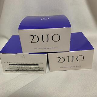 DUO(デュオ) ザ クレンジングバーム ホワイト(90g)
