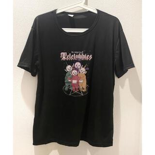 テレタビーズのTシャツ