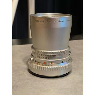 LEICA - ハッセルブラッド Distagon ディスタゴン C 50mm F4 白鏡胴