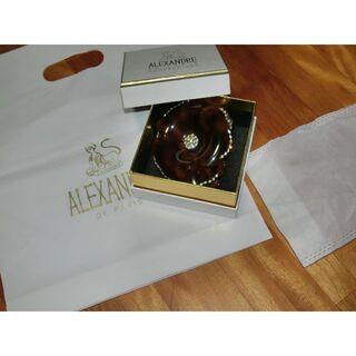 Alexandre de Paris - ALEXANDRE DE PARIS カメリア バレッタ アレクサンドル
