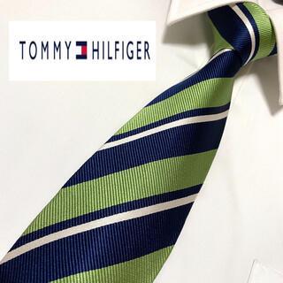 TOMMY HILFIGER - 【高級ブランド】TOMMY HILFIGER トミーヒルフィガー ネクタイ