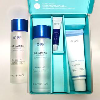 アイオペ(IOPE)の[新品未使用品] IOPE バイオエッセンス 2本 レチノール シカクリーム(化粧水/ローション)