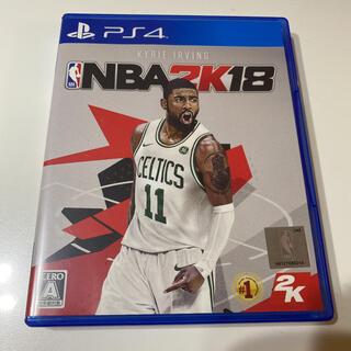 PlayStation4 - NBA 2K18    NBA2k18