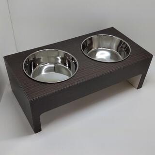 【犬・猫用】エサ入れ・エサ受け・フードテーブル・フードボウル210