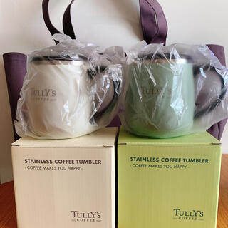 タリーズコーヒー(TULLY'S COFFEE)のタリーズ ステンレスマグ(タンブラー)